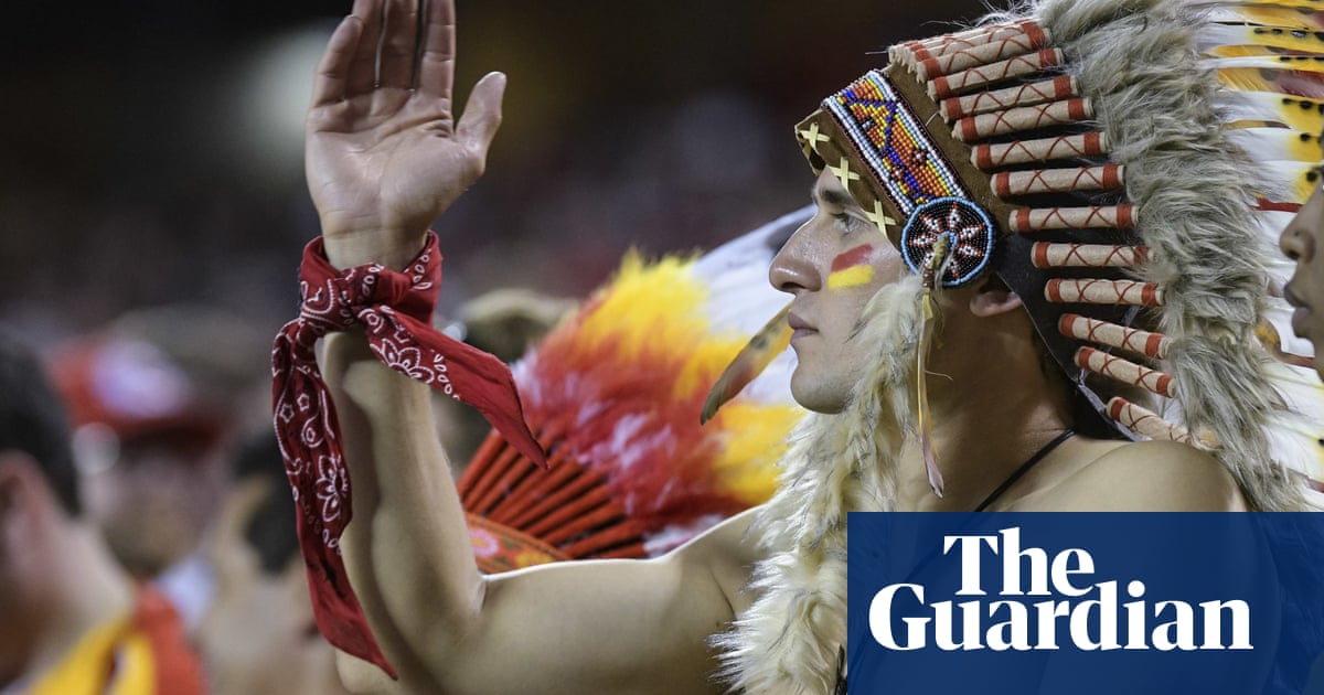 Indians, Braves and Chiefs: what now for US sports other Native American names?