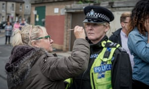 Behind the scenes in Happy Valley, series 2