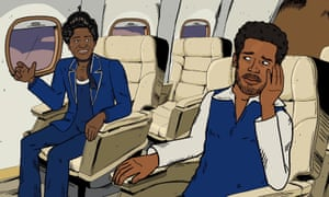 James Brown as seen in Mike Judge Presents ...