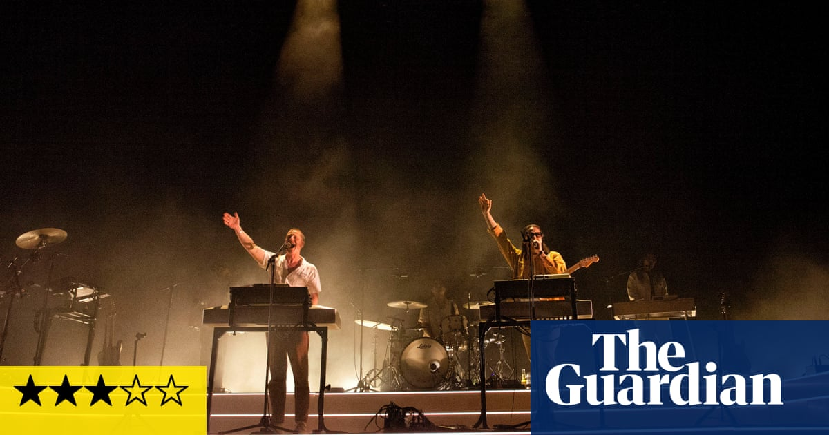 Jungle review – the sound of the Great Resumption