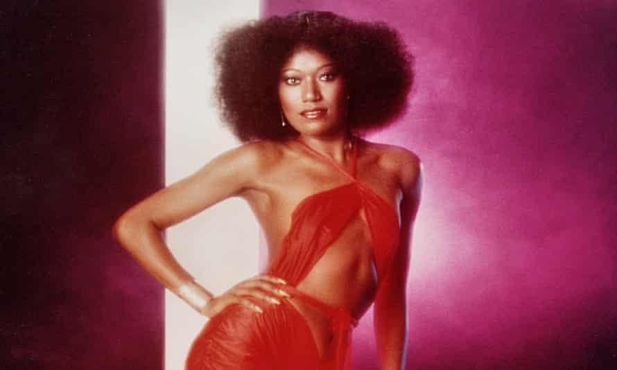 Bonnie Pointer in Los Angeles, 1982.