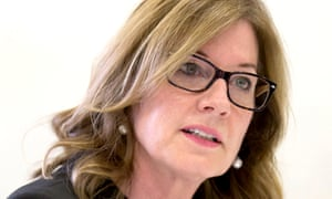 The UK information commissioner, Elizabeth Denham, said facial recognition technology may threaten privacy.