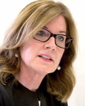 Elizabeth Denham, the information commissioner