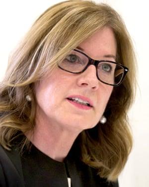 The information commissioner, Elizabeth Denham.