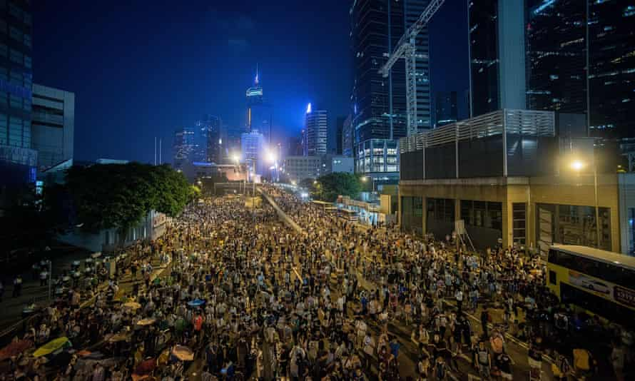 The pro-democracy protests in Hong Kong last year resulted in a 3.2% decline in the city's 'global liveability' ranking.