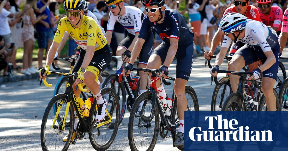 Geraint Thomas ready for final chance to lay Olympic road race ghost