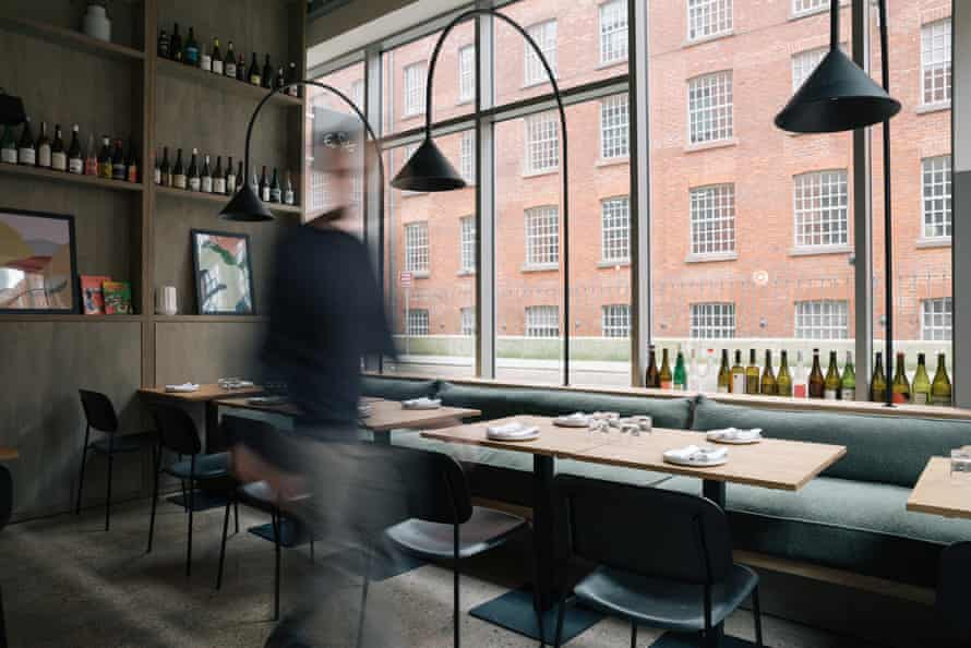 Erst is a Natural Wine Bar and seasonal small plates restaurant in Ancoats Manchester.