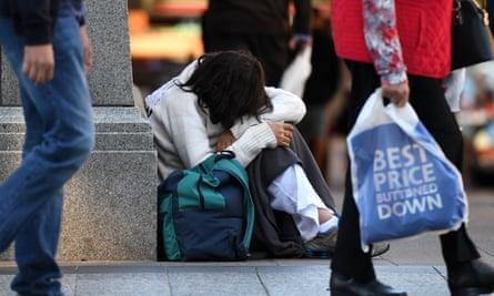 Australia poverty