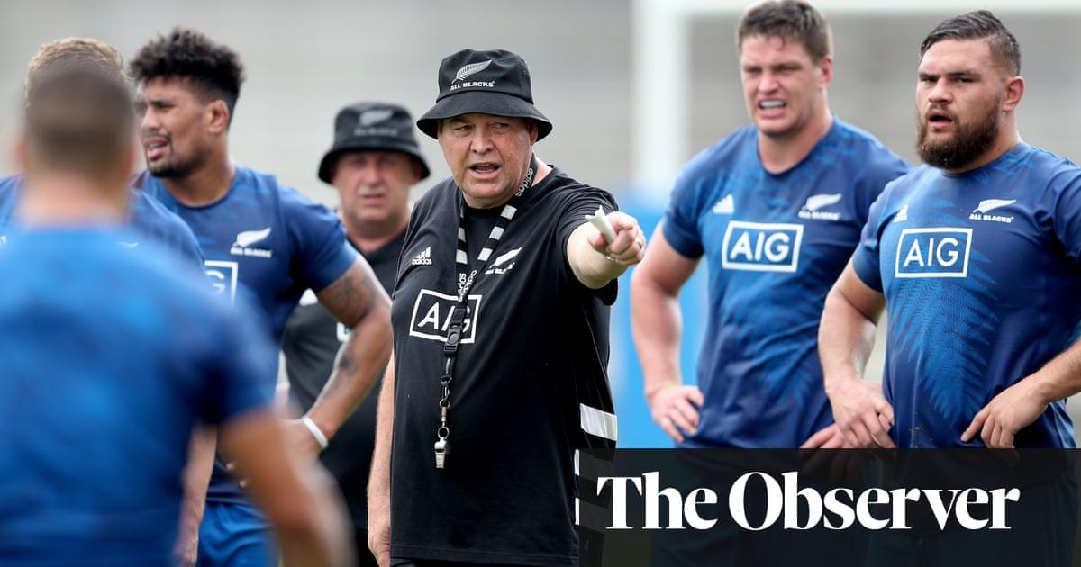 All Blacks' supremacy shaped by Steve Hansen's search for inner peace