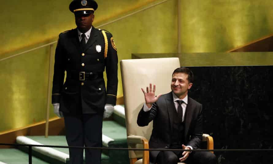 Ukraine's President Volodymyr Zelenskiy was told Kyiv's relationship with Washington was contingent on his investigating Trump's political opponents.