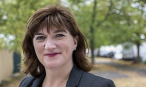 Nicky Morgan.