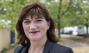 Nicky Morgan, the former education secretary, is leading an inquiry into student loans.