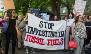 'Whether you live in the United States, Europe or Brazil, there are already divestment campaigns underway near you.'