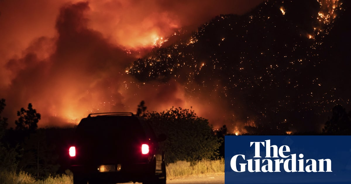 Deadly British Columbia heatwave sows wildfires across Canada's west