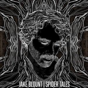 Jake Blount: Spider Tales album art work