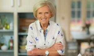 Mary Berry … a rich source of wisdom and advice.
