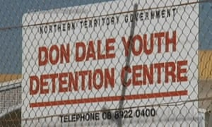 Don Dale Youth Detention Centre in Berrimah, NT