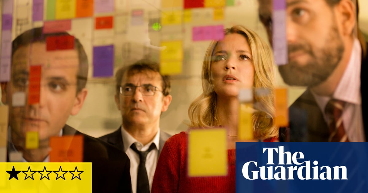 Bye Bye Morons review – frantically misjudged French farce doesn't travel well