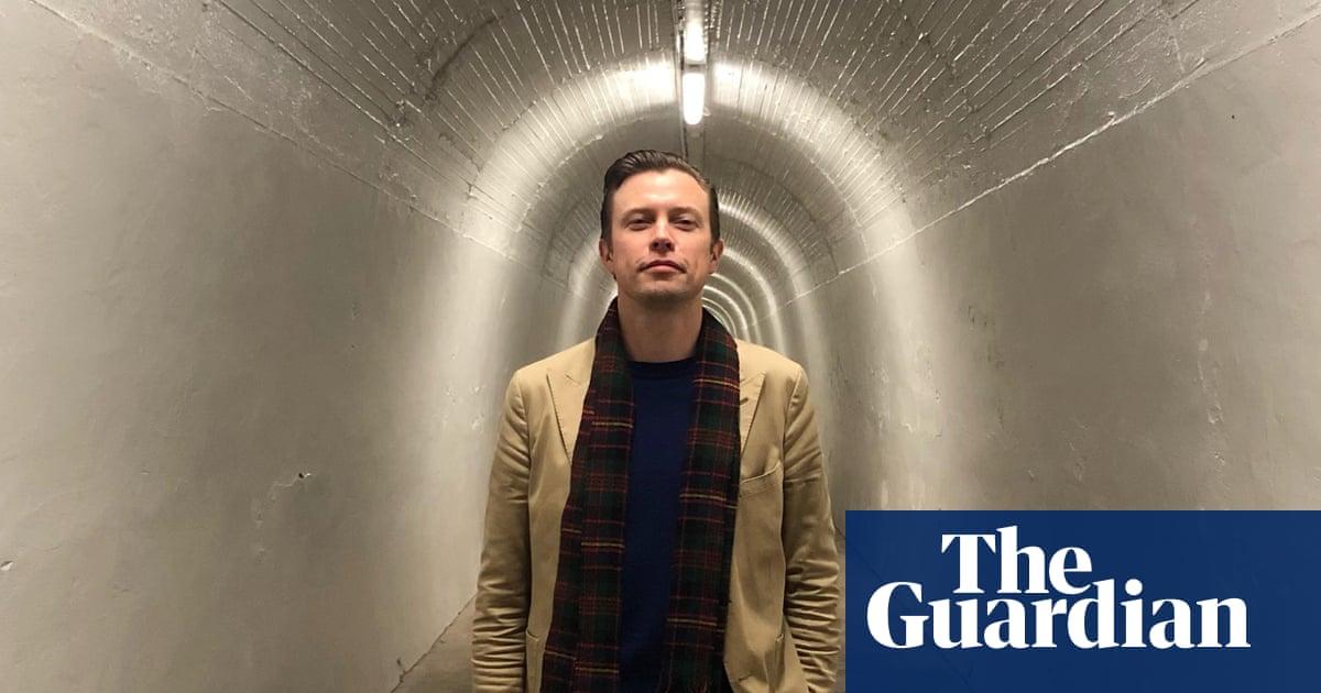 Anthonie Tonnon: the pop star operating New Zealand's oldest public underground lift