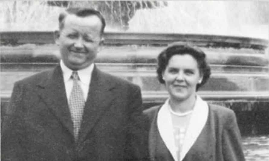 Evelyn Jones (right) who died at the Brithdir nursing home near Caerphilly, south Wales.