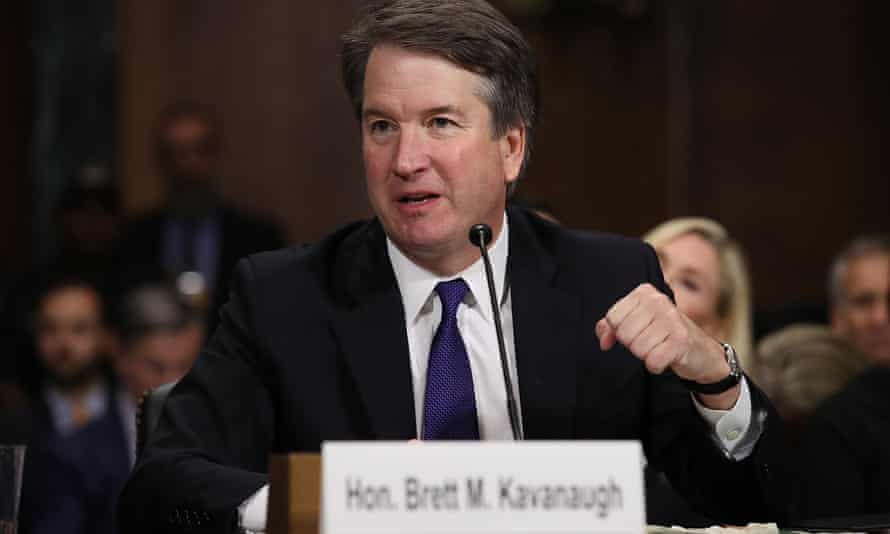'I am not questioning that Dr. Ford may have been sexually assaulted by some person in some place at some time. But I have never done that to her or to anyone,' Kavanaugh said.