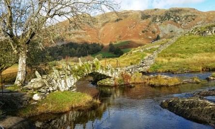 Little Langdale was described by Wainwright as 'scenically one of the loveliest in Lakeland'.