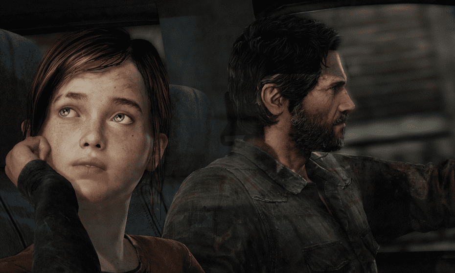Bleak and violent … The Last of Us
