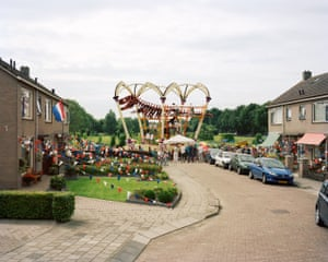 Theater parade, Sint Jansklooster #2, August 2012