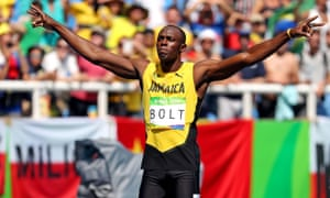 Unless you're Usain Bolt, you may need to crowdfund.