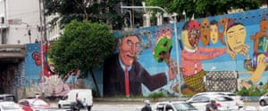 Sao Paolo graffiti 2