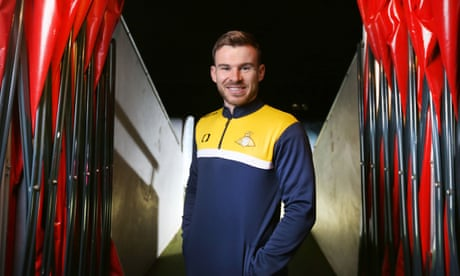 Doncaster's Andy Butler: 'I was willing to step into the police force last summer'