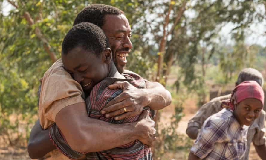 The Boy Who Harnessed the Wind.