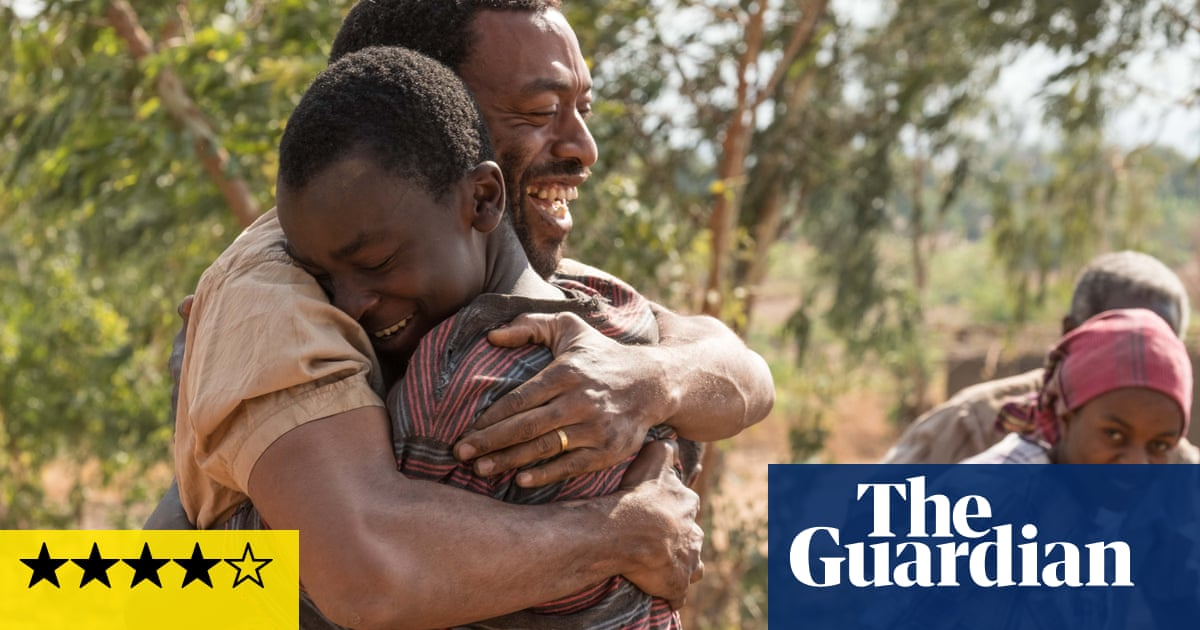 81714947c60ea The Boy Who Harnessed the Wind review – Chiwetel Ejiofor s charming  directorial debut