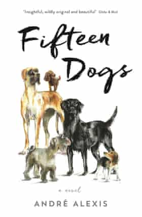 Fifteen Dogs (Serpent's Tail) by André Alexis