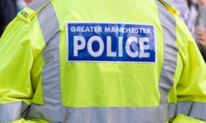A Greater Manchester police officer