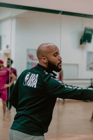 David Blake teaches at WAC arts