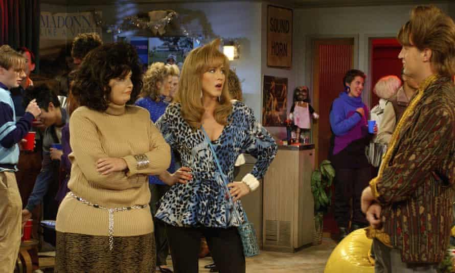 Fat Monica in Friends.