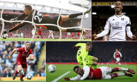 Nick Pope and Ryan Sessegnon deserve some recognition, but Danny Welbeck, Joe Hart and Jordan Henderson should be fearful about losing their places.