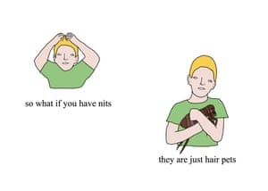 Hair pets