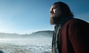 Leonardo DiCaprio in The Revenant – a victim of pirates?
