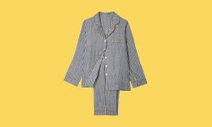 Linen pyjama set