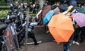 Pro-democracy demonstrators in Hong Kong have organized rallies over the past weeks, calling for the withdrawal of a controversial extradition bill.