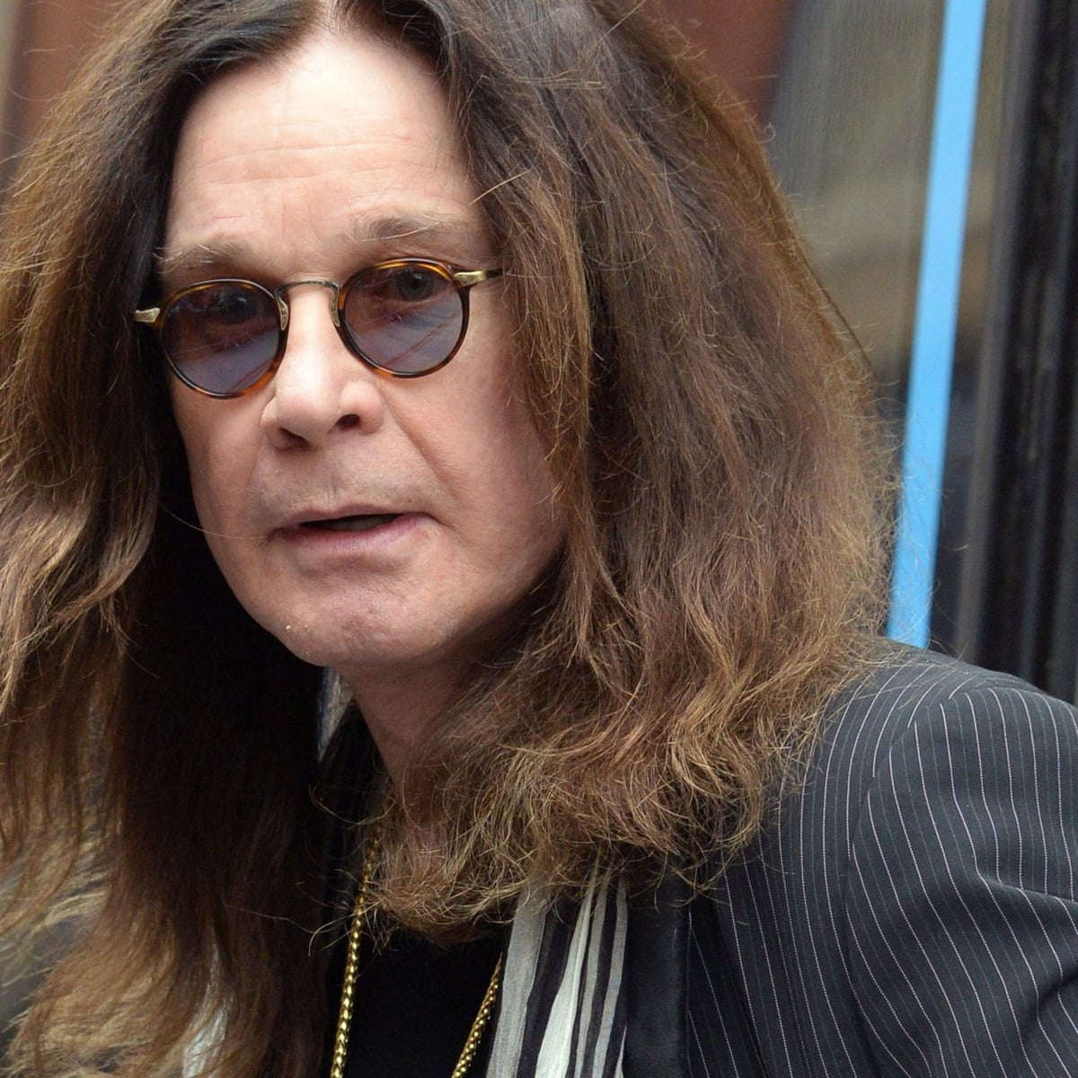 Ozzy Osbourne Reveals Parkinson S Diagnosis Ozzy Osbourne The Guardian
