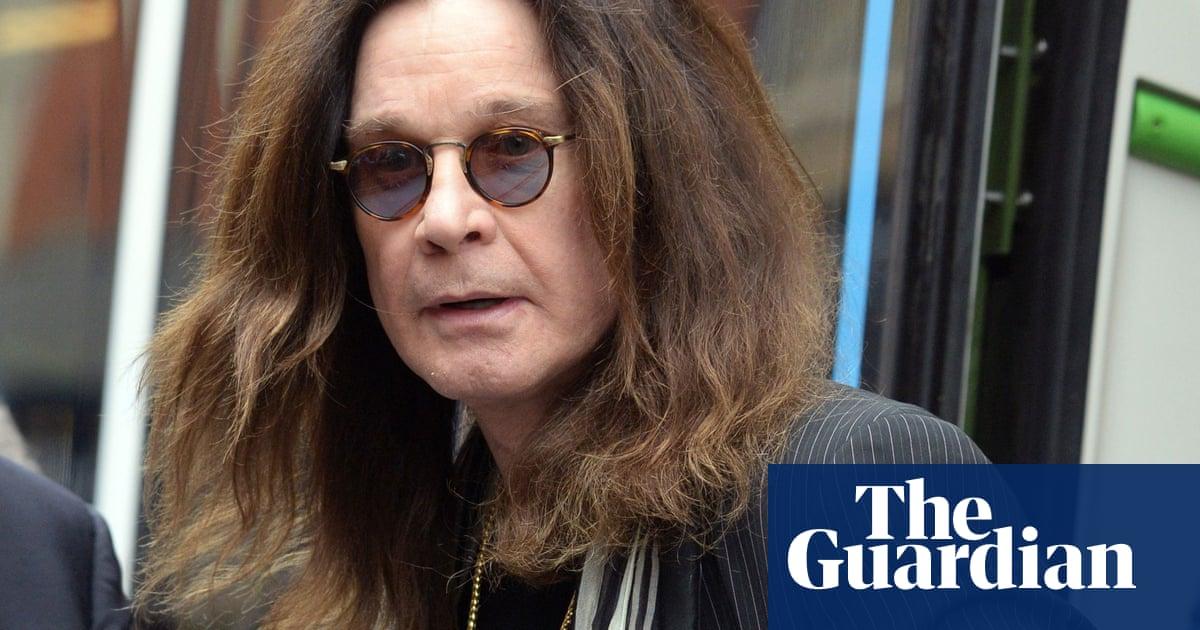 Ozzy Osbourne reveals Parkinsons diagnosis