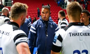 Pat Lam guided Bristol to promotion last season with 21 wins from 22 games in the Championship