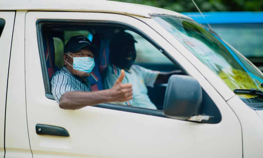 Though the Pacific nation is one of the few remaining countries in the world without any confirmed cases, the fear of coronavirus hangs over the country, which has closed its borders and introduced a curfew and restrictions on gatherings.