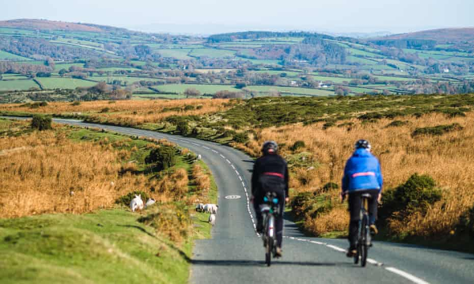 Cycling in the West Country
