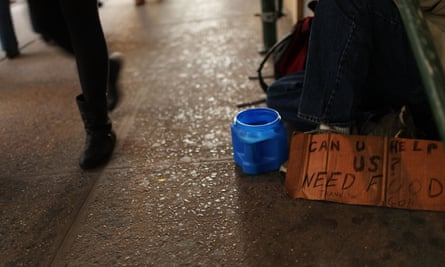 Hawaii saw a 23% increase in its homeless population between 2014 and 2015.