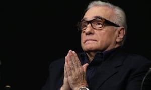 Living on a prayer: Silence director Martin Scorsese.