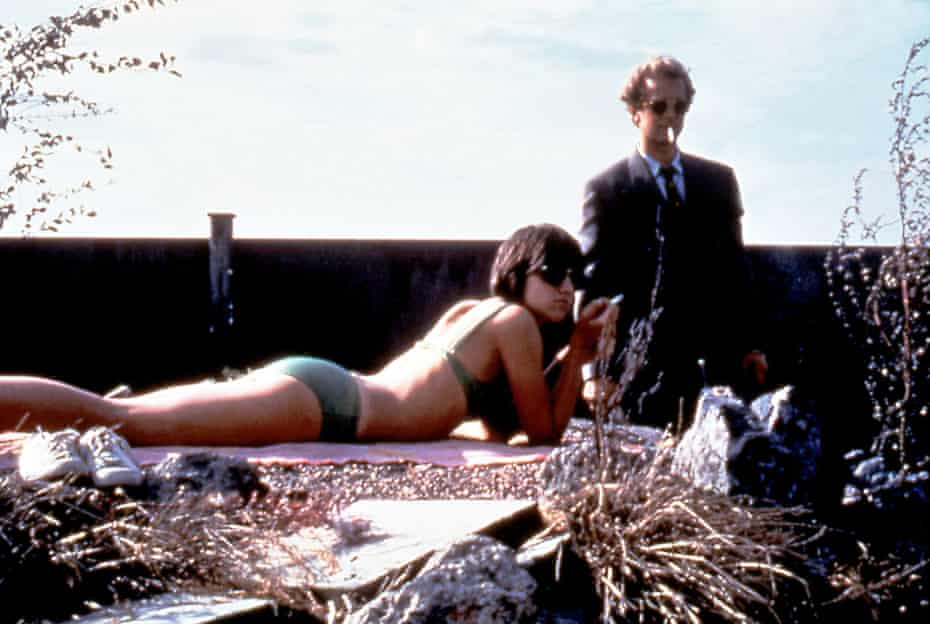 Time is dripping and sweating and shapeless … The 1993 film adaptation of The Cement Garden.
